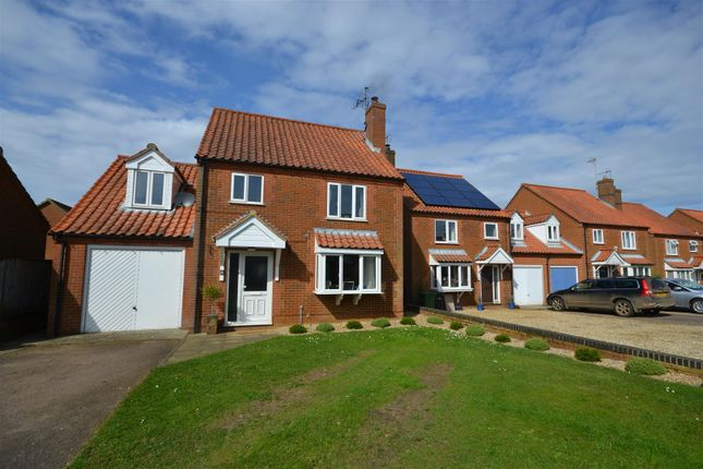 Thumbnail Detached house for sale in Windmill Hill, Great Bircham, King's Lynn