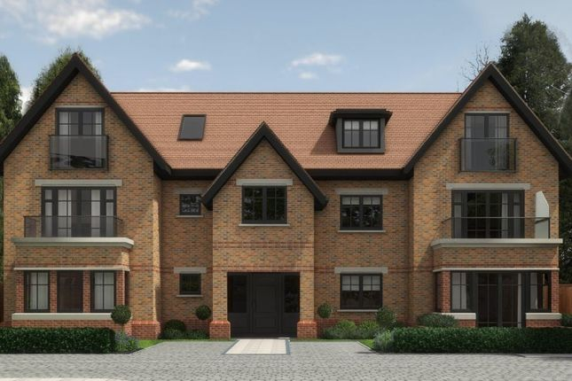 Thumbnail Flat for sale in New Road, Esher
