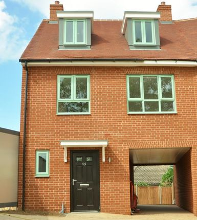 Thumbnail Semi-detached house to rent in Sandpit Hill, Main Street, Tingewick, Buckingham