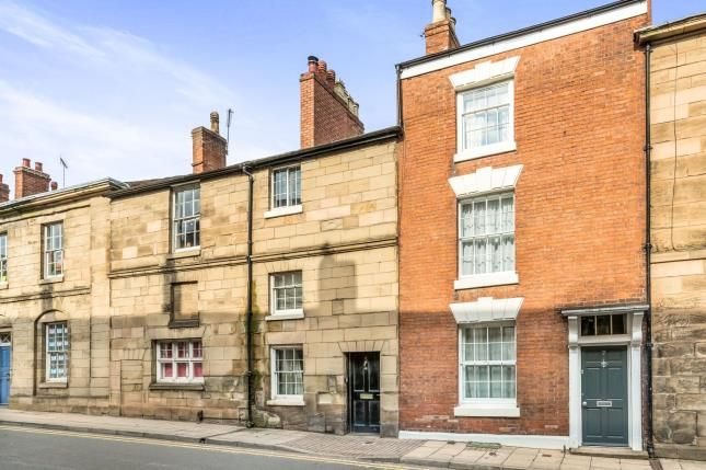 3 bed terraced house for sale in The Butts, Warwick, Warwickshire