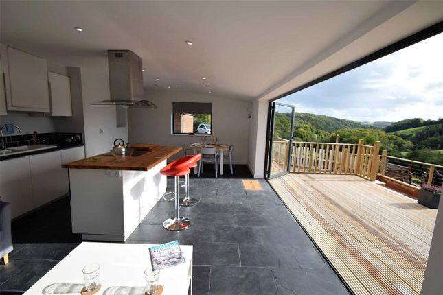 Thumbnail Bungalow to rent in Ramstorland Farm, Stoodleigh, Tiverton, Devon