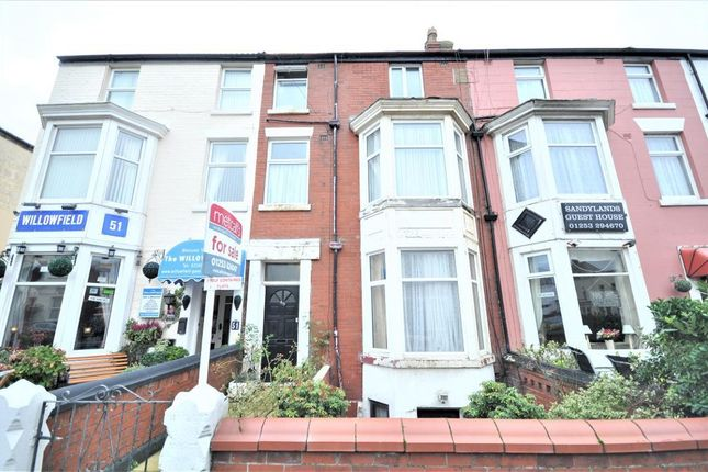 Thumbnail Flat for sale in Banks Street, Blackpool, Lancashire