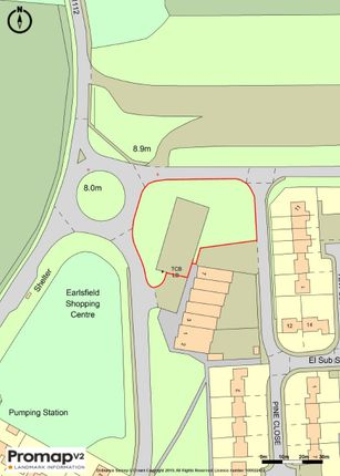 Thumbnail Land for sale in Land Adjacent To Shopping Centre, Earls Field, Eriswell, Brandon, Norfolk