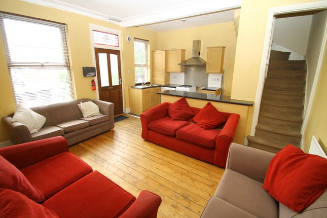Thumbnail Terraced house to rent in Haddon Road, Burley, Leeds