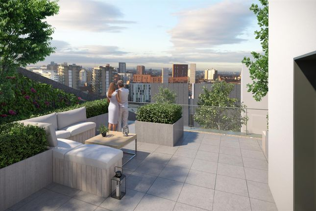 Thumbnail Flat for sale in Floor 5, Enigma, Uptown, Trinity Road, Manchester