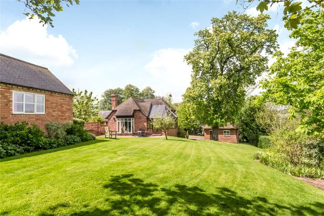 Thumbnail Detached house for sale in Abbey Manor Park, Evesham, Worcestershire