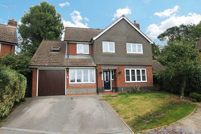 Thumbnail Detached house for sale in Easton Crescent, Billingshurst, West Sussex.