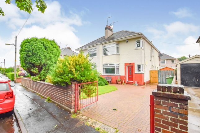 Thumbnail Semi-detached house for sale in Glasgow Road, Glasgow