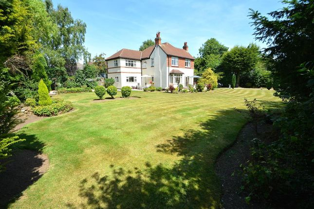 Thumbnail Detached house for sale in Poplar Road, Breaston, Derby