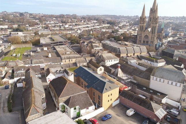 Thumbnail Flat for sale in Peoples Palace, Pydar Street, Truro