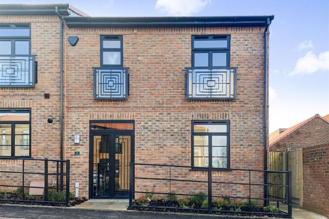 Thumbnail End terrace house for sale in Broadbank Way, Canterbury