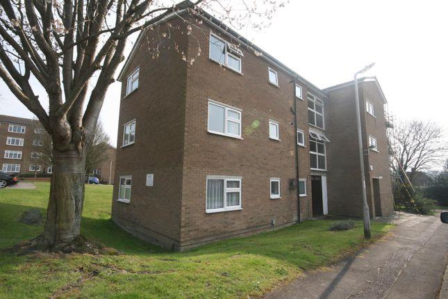 Thumbnail Flat for sale in Desborough Road, Hitchin