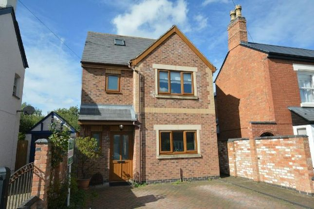 Thumbnail Detached house for sale in Petersfield, Croft, Leicester