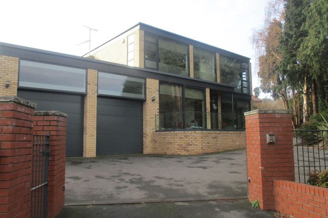 Thumbnail Detached house for sale in Oakdene, Heol Isaf, Radyr, Cardiff