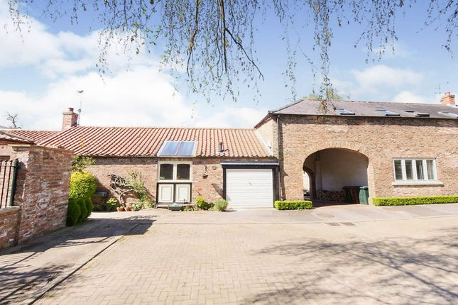 Thumbnail Link-detached house for sale in Sand Hutton Court, Sand Hutton, York, North Yorkshire