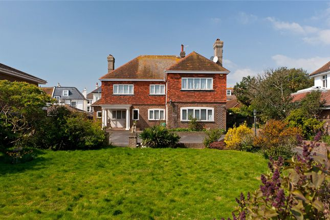 Thumbnail Detached house for sale in Princes Crescent, Hove, East Sussex
