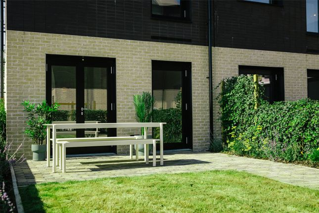 Thumbnail Semi-detached house for sale in Plot 7, Lockhart Way At Inholm, Northstowe, Cambridge