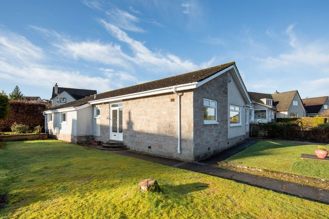 Thumbnail Detached bungalow for sale in 1 Langlees Avenue, Newton Mearns