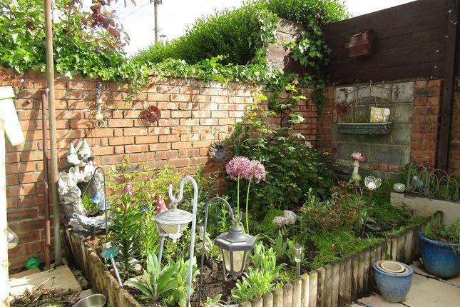 Rear Garden of Parcmaen Street, Carmarthen, Carmarthenshire. SA31