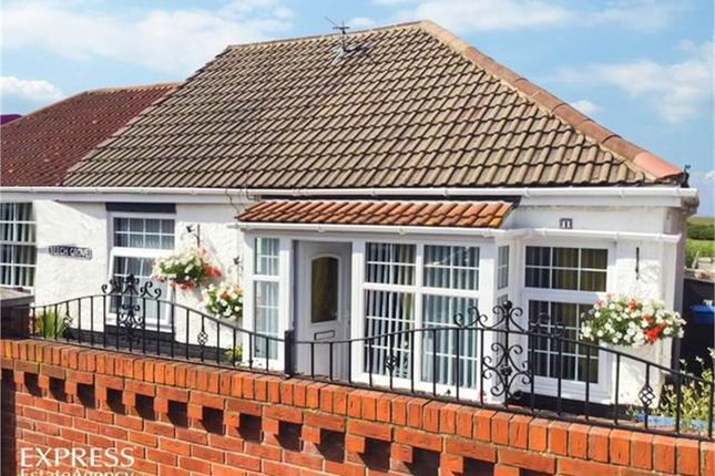 Thumbnail Semi-detached bungalow for sale in Beach Grove, Horden, Peterlee, Durham