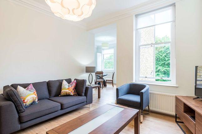 Thumbnail Flat to rent in Lexham Gardens, London