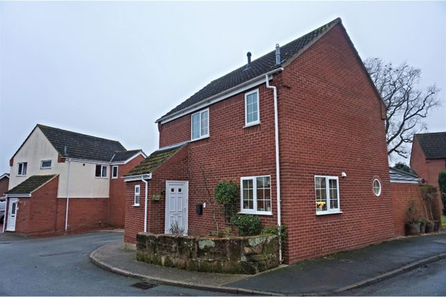Thumbnail Detached house for sale in The Grove, Shrewsbury