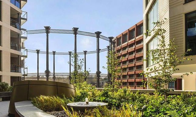 Thumbnail Flat for sale in Plimsol Building, Kings Cross