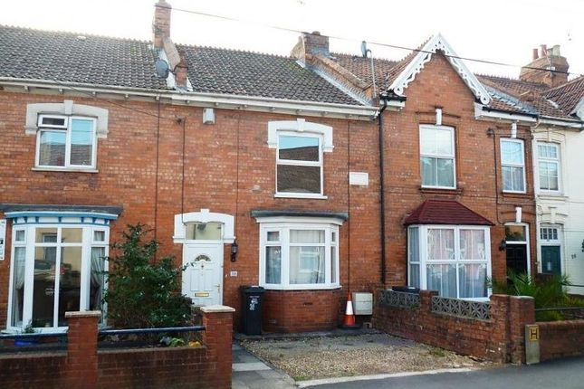 Thumbnail Terraced house to rent in Old Taunton Road, Bridgwater