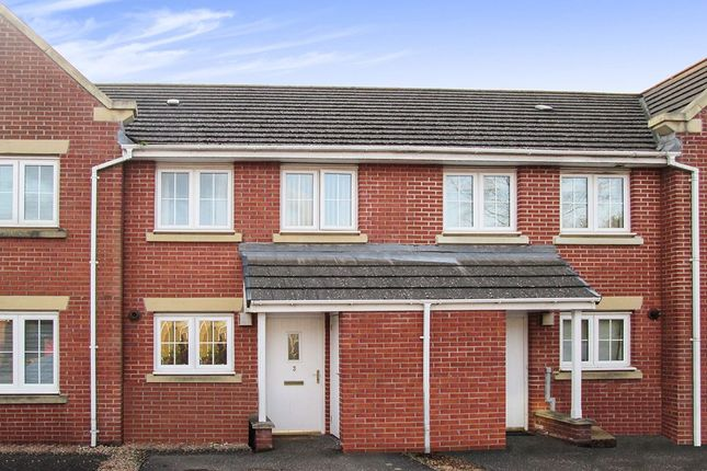 Thumbnail Terraced house to rent in Findon Lane, Glenrothes