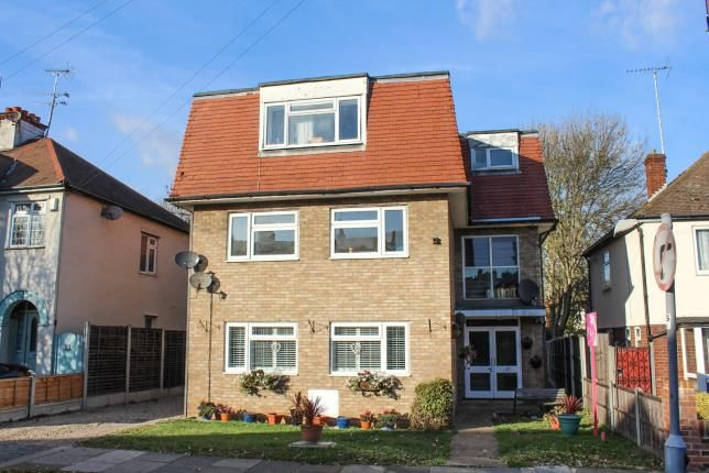 Thumbnail Flat for sale in Cavendish Gardens, Westcliff-On-Sea