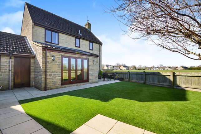 Thumbnail Link-detached house for sale in John Of Gaunt Road, Kempsford, Fairford