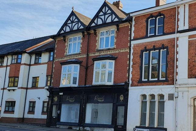 Thumbnail Commercial property for sale in Castle Parade, Usk