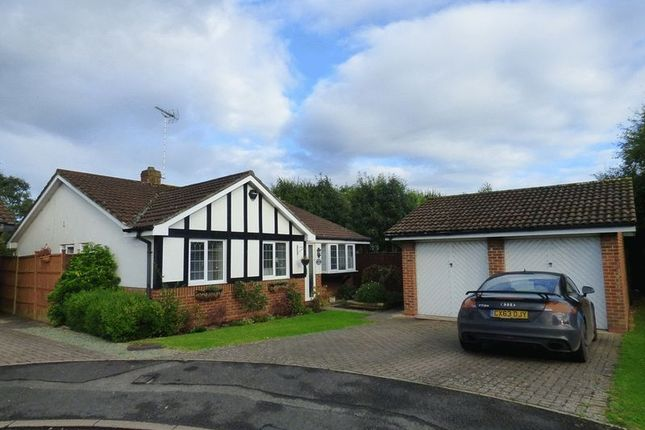 Thumbnail Detached bungalow for sale in Heather Avenue, Abbeymead, Gloucester