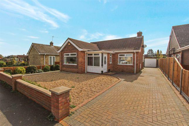 2 bed bungalow for sale in Desborough Road, Hartford, Huntingdon, Cambridgeshire PE29