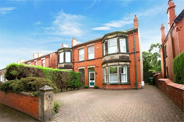 5 bed semi-detached house for sale in Salisbury Road, Wrexham