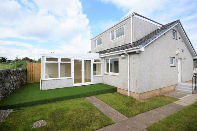 Thumbnail Bungalow to rent in Provost Park, Auchtermuchty, Fife