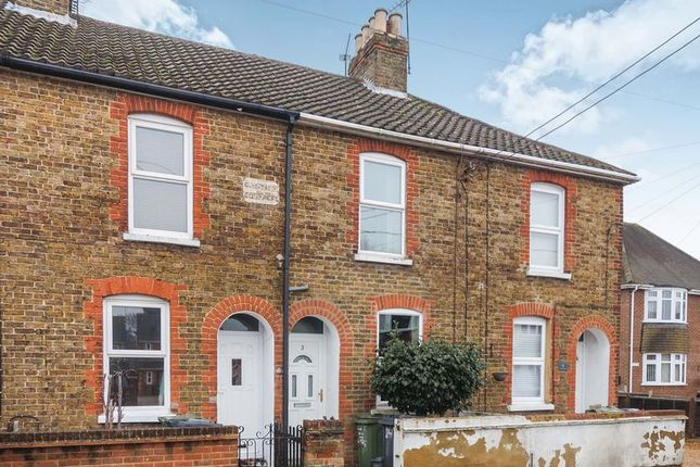 Thumbnail Terraced house for sale in Frimley Road, Ash Vale, Aldershot