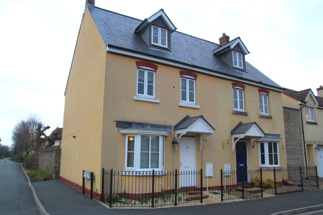4 bed semi-detached house for sale in Merton Drive, Weston-Super-Mare