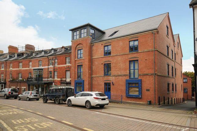 Thumbnail Flat for sale in Spa Heights, Llandrindod Wells