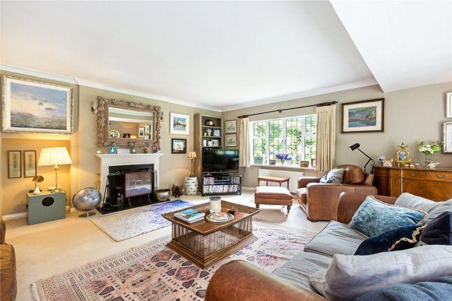 Sitting Room of Stoke Wood, Stoke Poges, Slough SL2