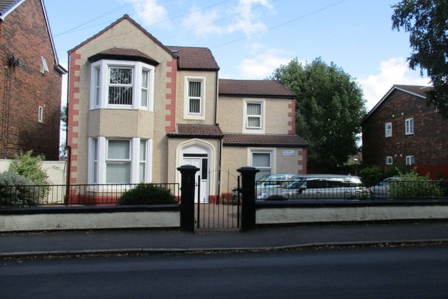 Thumbnail Detached house for sale in Highfield South, Rock Ferry