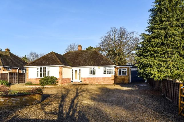 Thumbnail Bungalow to rent in Church Grove, Wexham, Slough