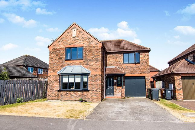 Thumbnail Detached house to rent in Rivermead, Lincoln