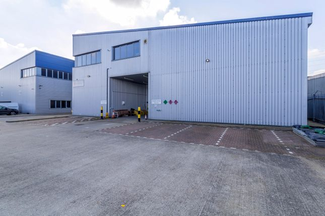 Thumbnail Warehouse for sale in 14 Wandle Way, Mitcham