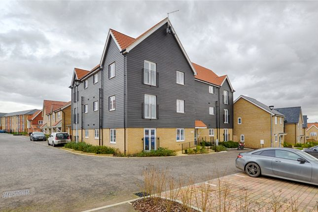 Thumbnail Flat for sale in Gibson Road, Bishop's Stortford