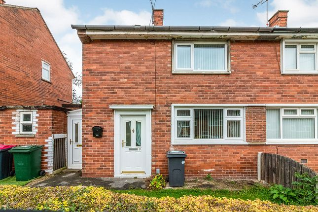 2 bed semi-detached house for sale in Jewitt Road, Rotherham, South Yorkshire S61
