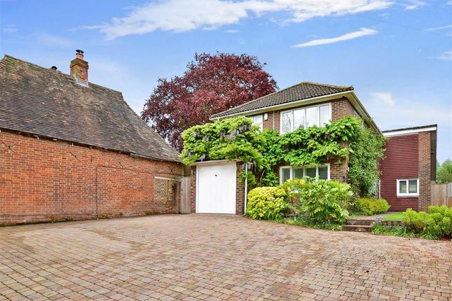 Thumbnail Detached house for sale in Ball Lane, Kennington, Ashford, Kent