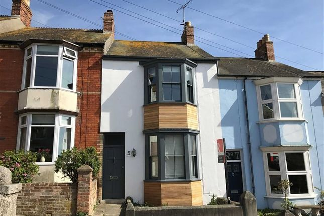 Thumbnail Terraced house to rent in Spring Gardens, Portland, Dorset