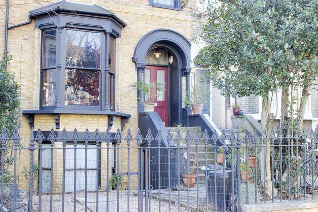 Thumbnail Terraced house for sale in Amhurst Road, London