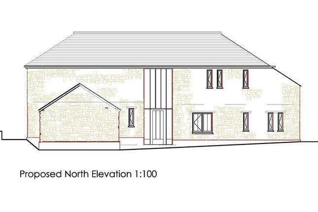 Thumbnail Detached house for sale in Mitchell, Newquay